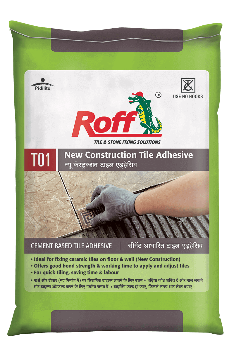 Roff New Construction Tile Adhesive (NCA)