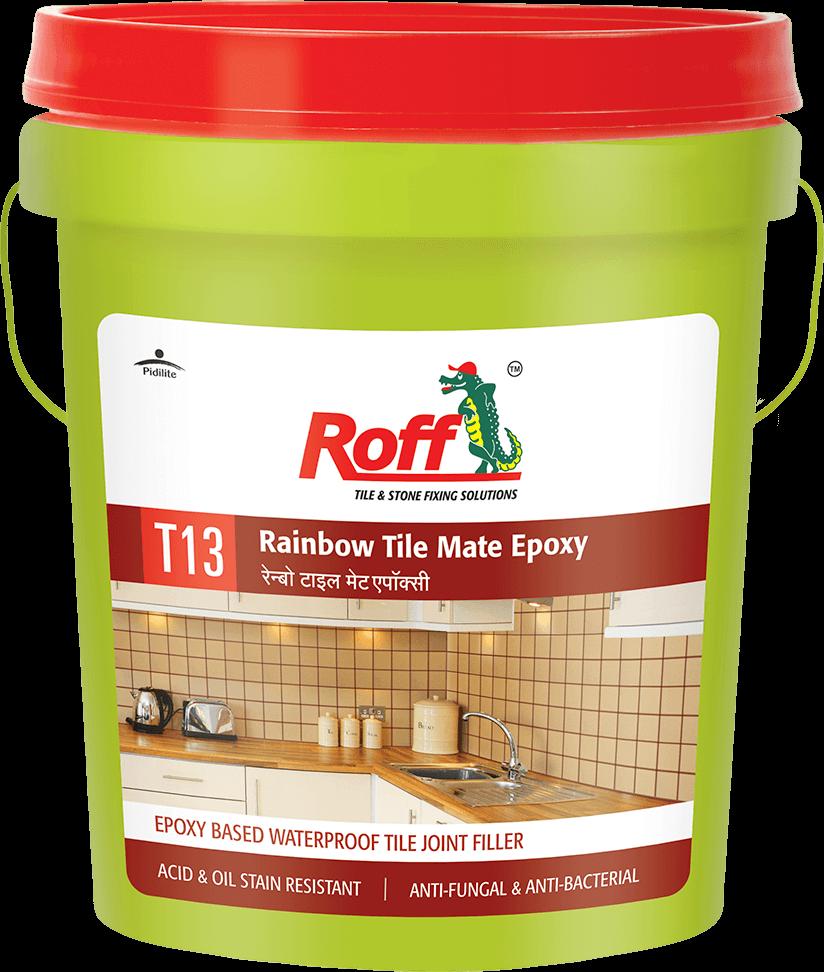 Roff Rainbow Tile Mate Epoxy Product