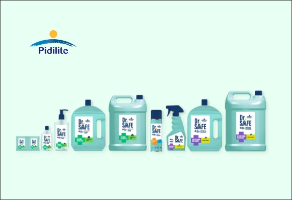 Dr. Safe - Hygiene Range launched by Pidilite Roff - Content
